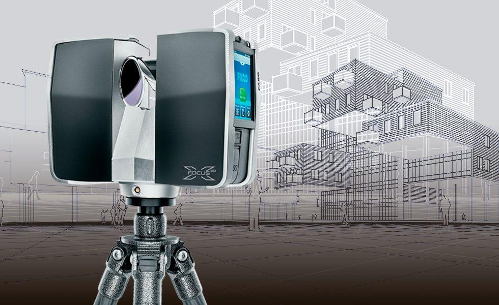 Escáner Láser 3D, la última tecnología para la carpintería del siglo XXI