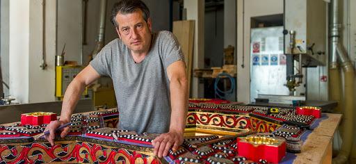 Francisco Luis Martos: Un maestro en la restauración de los artesonados