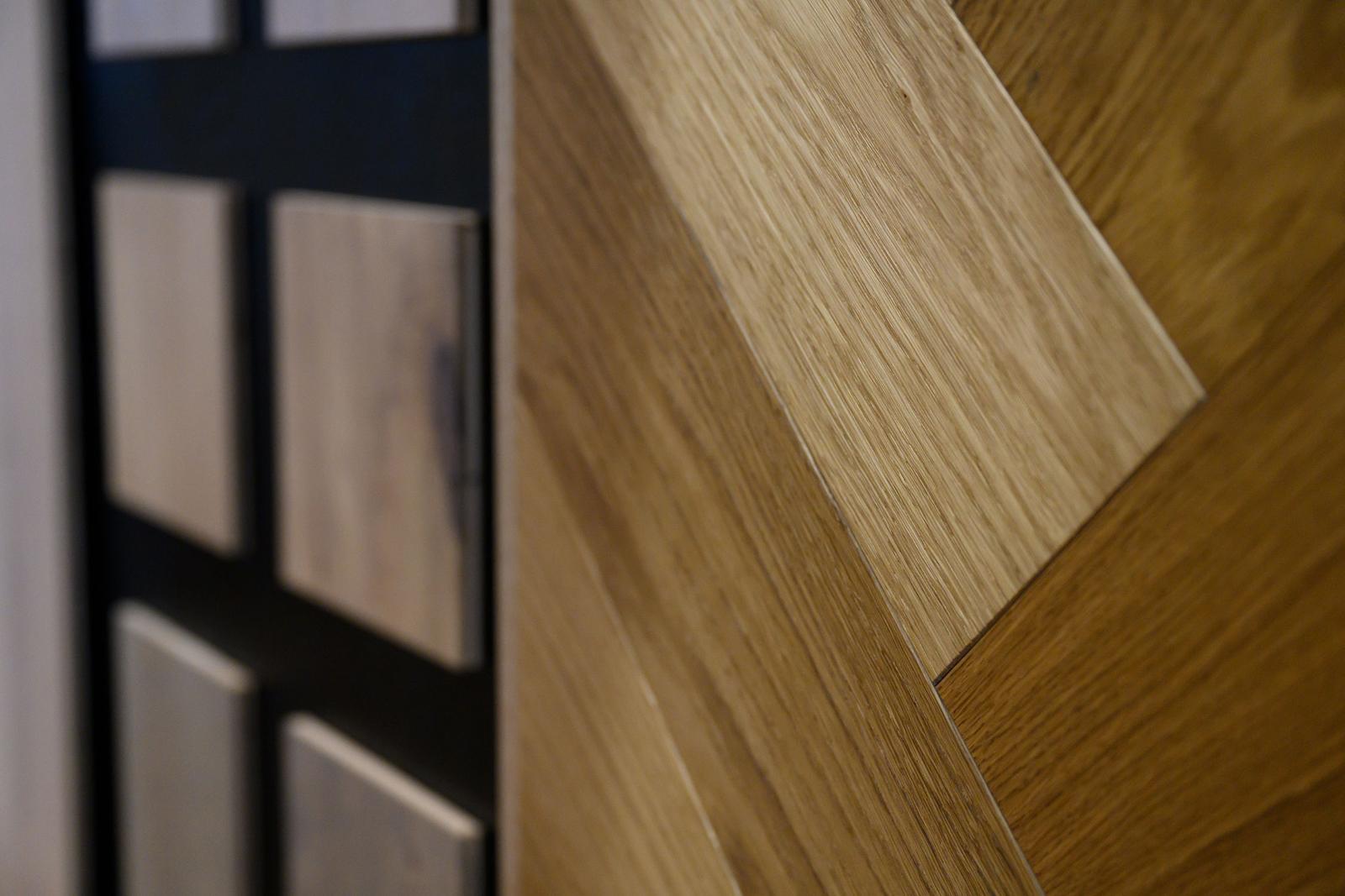 La nueva sección «Floor & Wall» refuerza el segmento de los suelos macizos en DOMOTEX