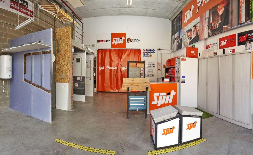 Nuevo centro de formación de ITW en Barcelona