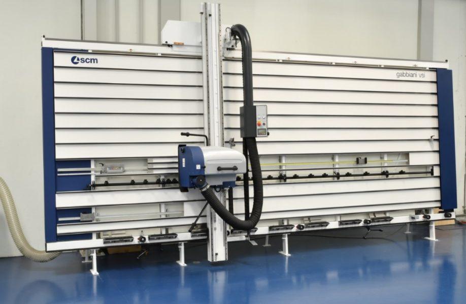 SCM refuerza su presencia en el sector del corte con nuevas sierras verticales