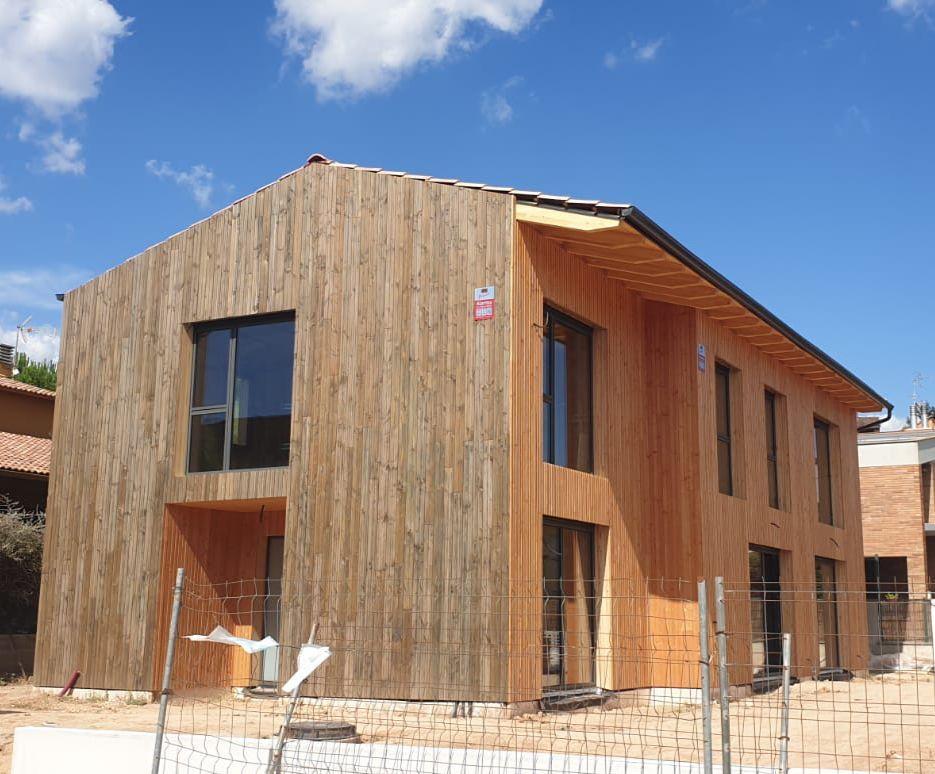 Entra en la recta final otro proyecto de HOUSE HABITAT, en Ódena (Barcelona)