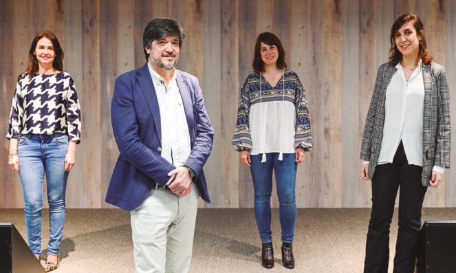 LEROY MERLIN apuesta por la sostenibilidad en su proyecto con MADERA JUSTA