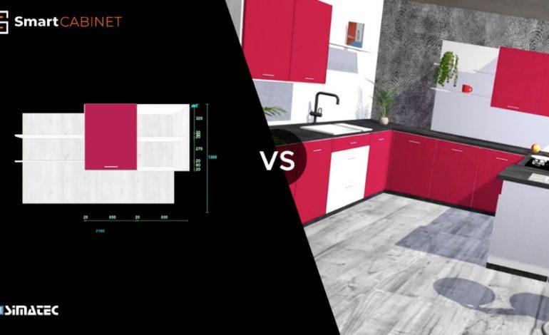 ¿Es mejor utilizar un render estático o un entorno 3D dinámico para vender?