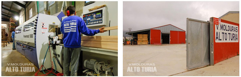 VALENCIANA DE MOLDURAS ALTO TURIA obtiene el Premio a la Excelencia del Modelo de Gestión Empresarial