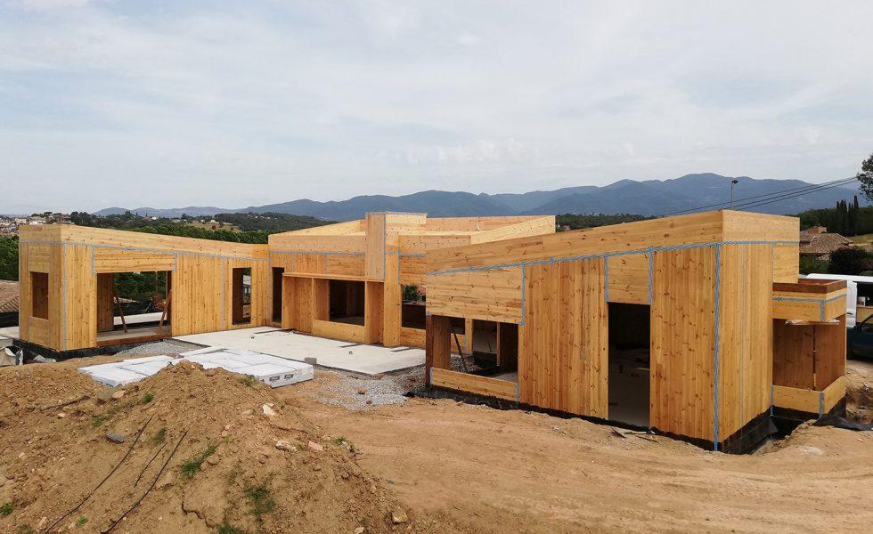 alterMATERIA está construyendo en Llinars del Vallès