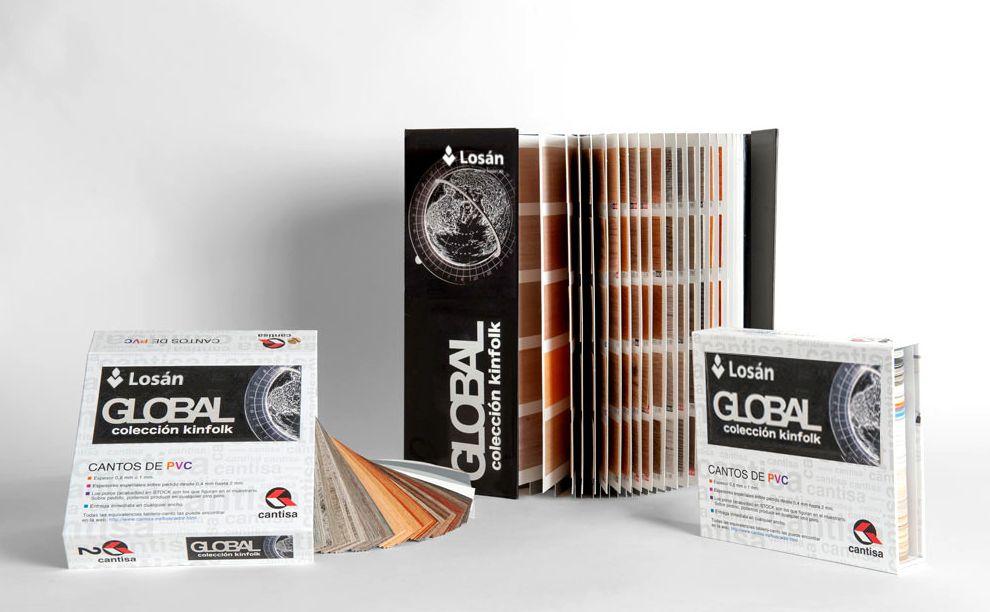 CANTISA dispone cantos para la colección de LOSÁN «Global Kinfolk»