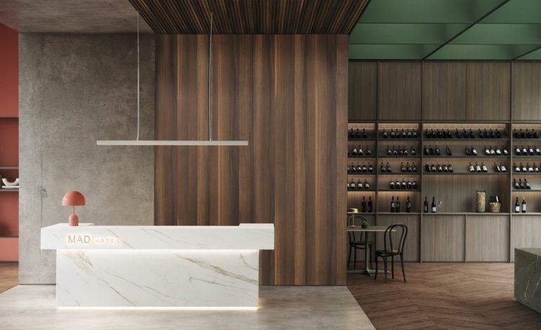 TRANSFORMAD presenta MAD hotel, su nuevo proyecto de estilo vanguardista