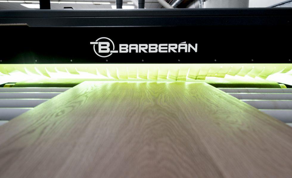 Según BARBERÁN: Suelo, paredes y fachadas, los segmentos que más tiran de la impresión digital