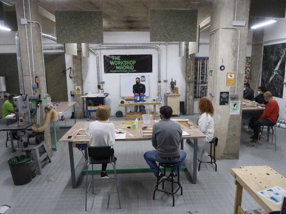 THE WORKSHOP MADRID, un espacio creativo en el centro de la ciudad