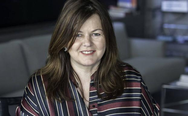 La presidenta de AEIM, premio mujer emprendedora de Cantabria 2021