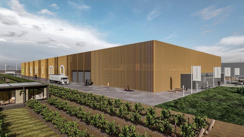 ARQUIMA presentará en REBUILD su nueva fábrica en Madrid