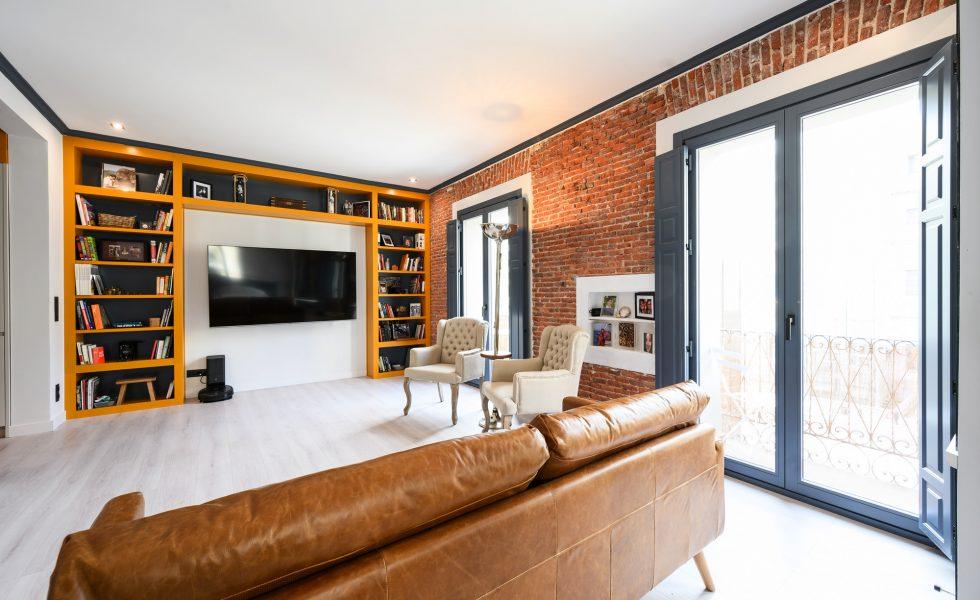 CARPINTEK aporta su pericia a un proyecto de reforma de piso