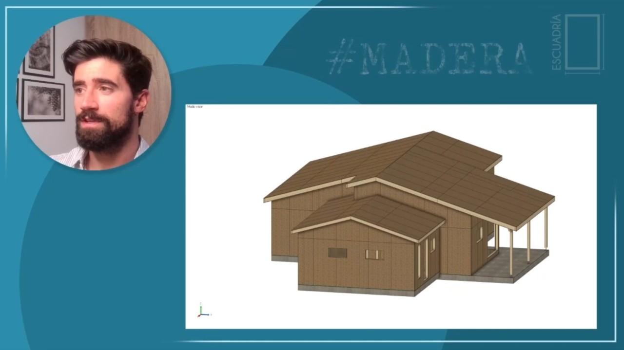 Modelizando vivienda en CADWORK