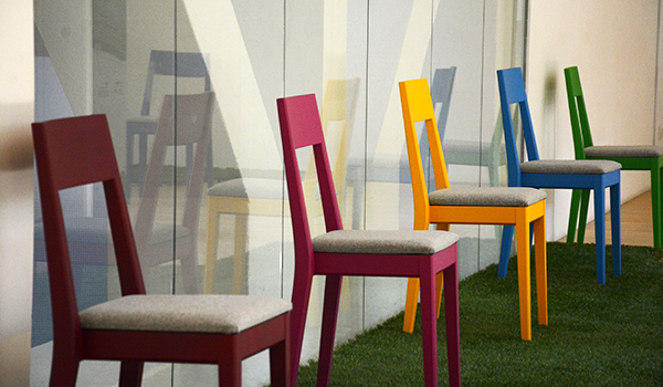 Exposición: Una silla, un objetivo