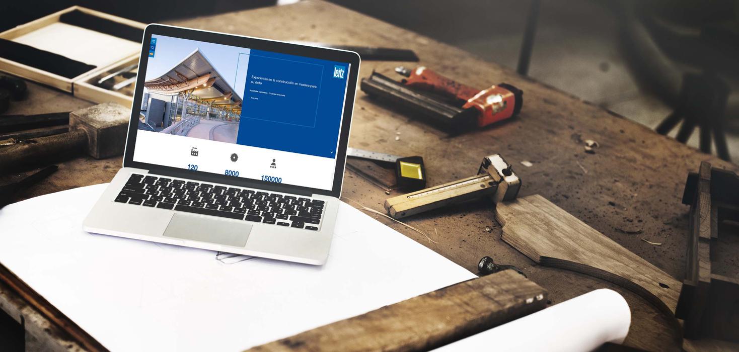 LEITZ lanza una nueva página web para España