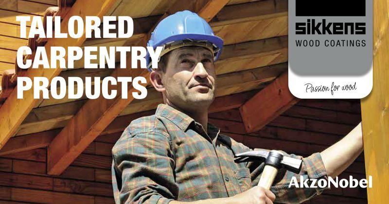 Nuevo folleto SIKKENS Wood Coatings