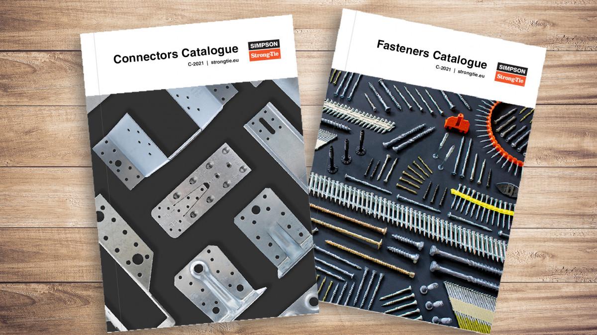 Nuevos catálogos técnicos de SIMPSON STRONG-TIE®