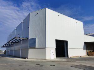 Tm2 finaliza las obras de ampliación de sus instalaciones