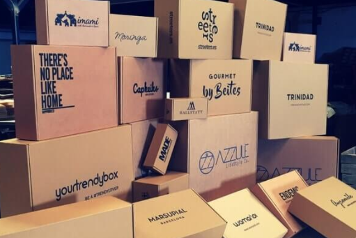 Cajas de cartón personalizadas, la mejor opción para el packaging de tu negocio