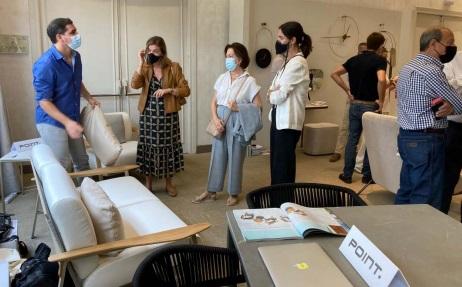 Más de 150 prescriptores han visitado THE DESIGN ROOM MARBELLA