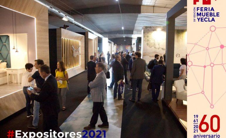 Más de 80 firmas se apuntan a la reconexión de la FERIA DEL MUEBLE DE YECLA