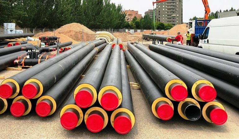 Castilla y León ha invertido 40 millones en redes de calor en los últimos años