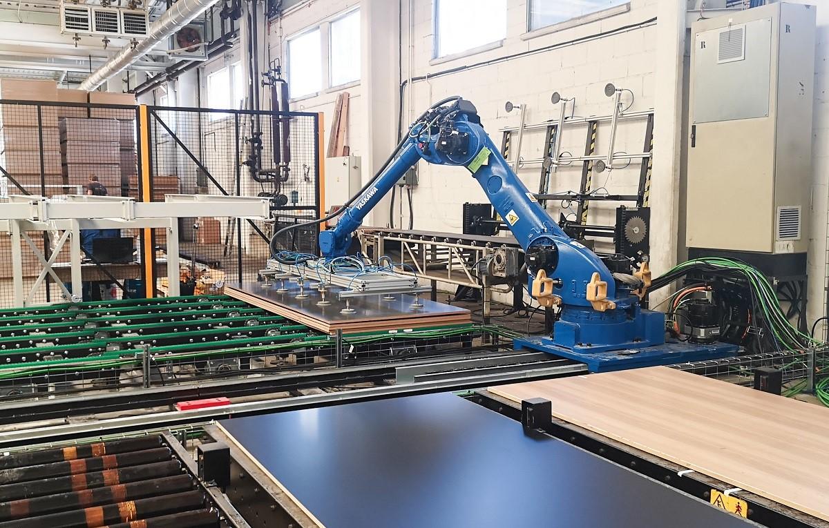 TRANSFORMAD implanta una nueva tecnología a base de robótica y visión artificial
