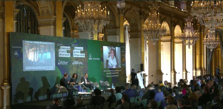 Iniciativa de París para la conservación de los bosques centroafricanos