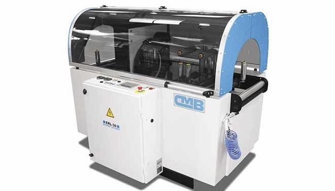 Envolvedora industrial rotativa ERL-30-EXPRESS de CMB