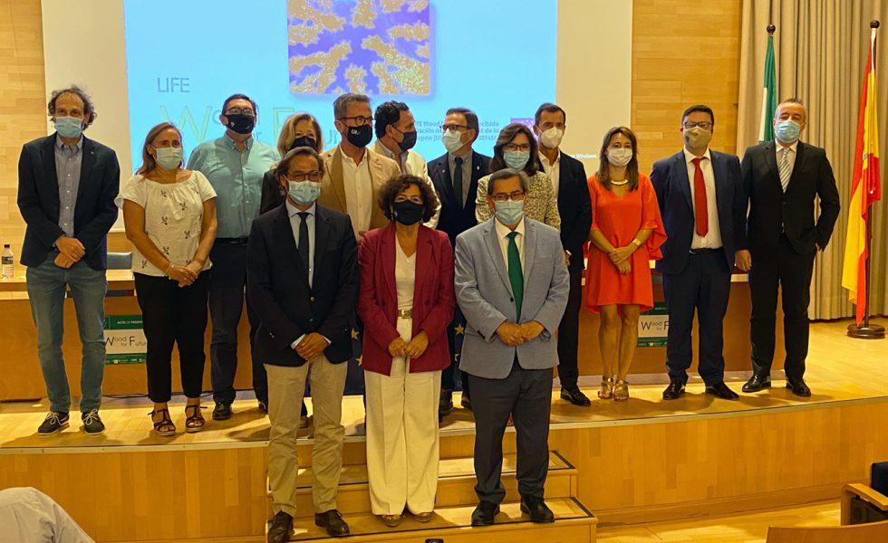 LIFE WOOD FOR FUTURE mejorará la calidad del aire de Granada y favorecerá la biodiversidad de su Vega a través del cultivo del chopo