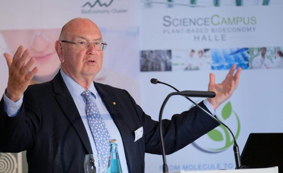 Christian Patermann participará en el I Foro sobre Bioeconomía de Castilla y León