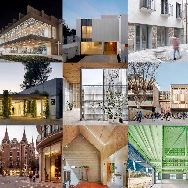 Publicada la lista de finalistas del Premio MAPEI a la arquitectura sostenible 2021