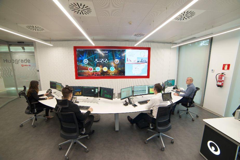 Hubgrade de VEOLIA, un centro para controlar la eficiencia de las instalaciones