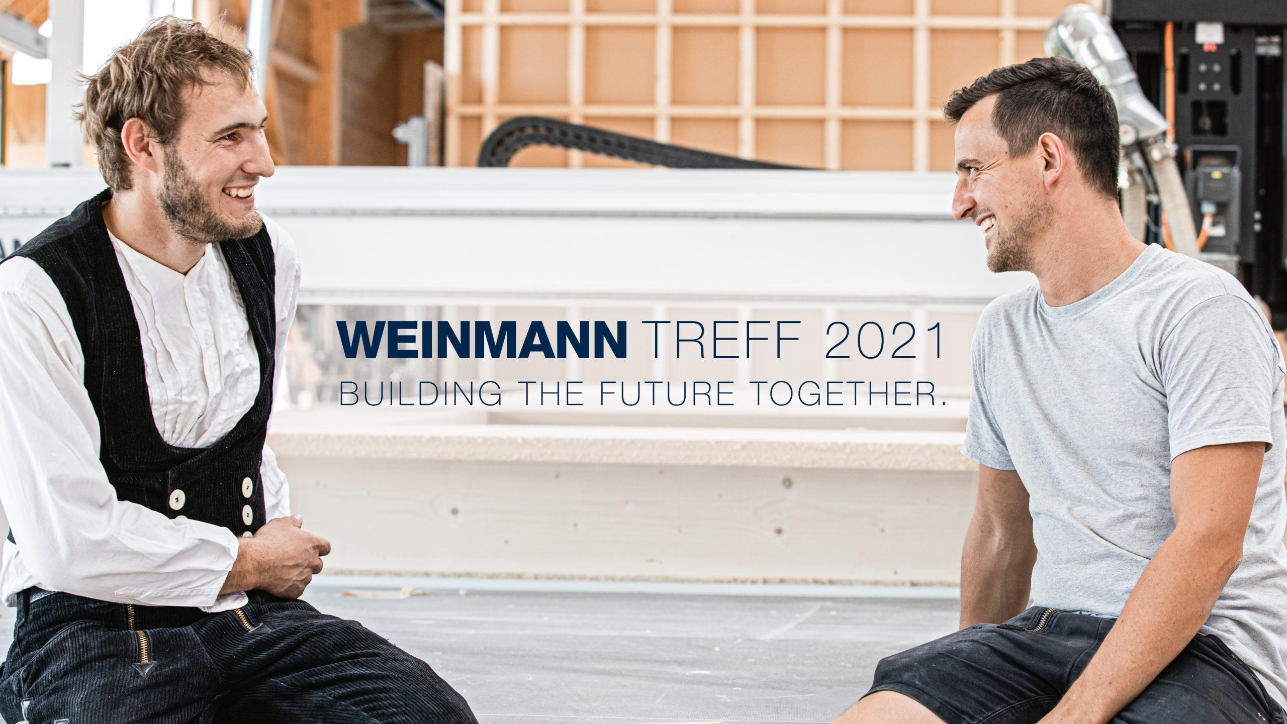 WEINMANN Treff 2021, de 17 a 19 de noviembre